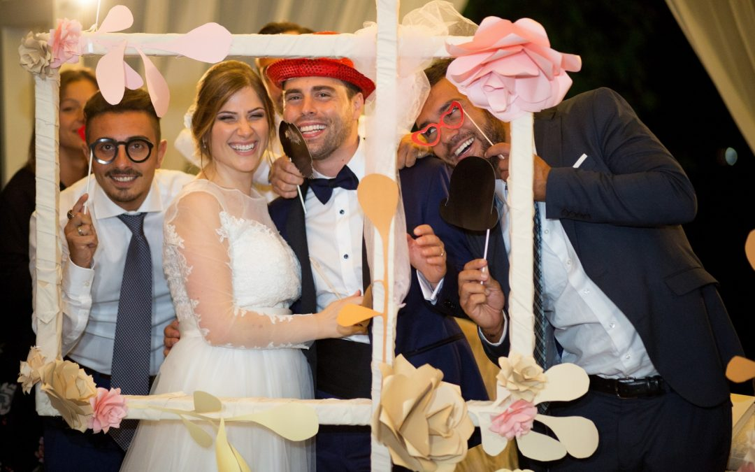 Le sorprese della sposa allo sposo