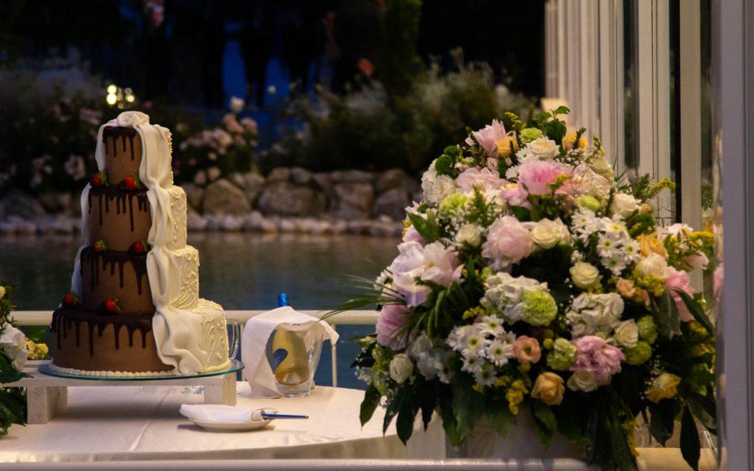I momenti più attesi del matrimonio: il taglio della torta