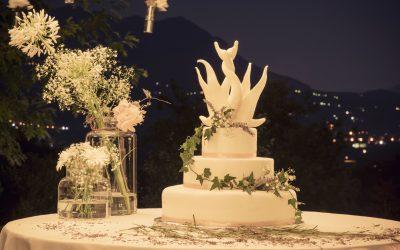 La simbologia della torta nuziale